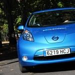 Bemutató: 2013-ban érkezik hozzánk az elektromos Nissan