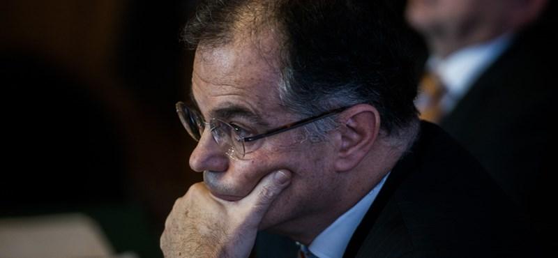 Simor: 18 milliárd euró távozott, amikor kipateroltuk az IMF-et
