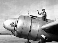 Nem oldódott meg a legendás pilótanő eltűnésének rejtélye