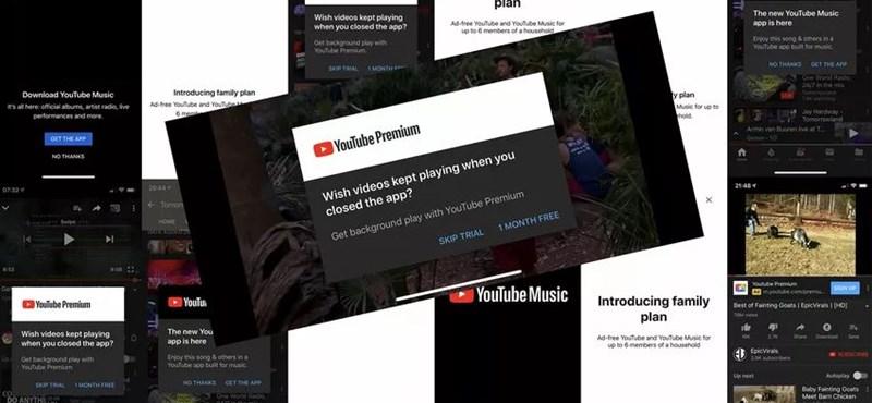 A halálba idegesíti a felhasználókat a YouTube – ön még bírja cérnával?