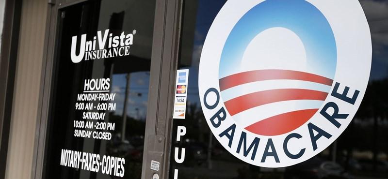 Obamacare: egy héten belül a harmadik pofont kapta meg Trump