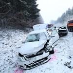Óriási a káosz: egy nap alatt harminc centi hó esett a bajoroknál