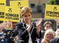 Skócia mint EU-tag?