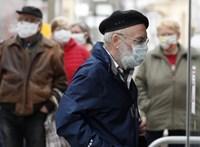 Kínai elemzők szerint most tetőzik a járvány Európában