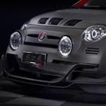 350 lóerős pici Fiat, majdnem egy Ferrari áráért