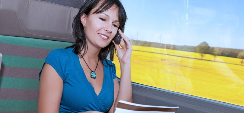 Nem kell tülekednie a pénztárnál: nyomtassa ki magának a vonatjegyét!