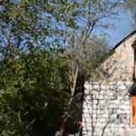 Leégett a házuk, de gyerekeit még ki tudta menteni egy soroksári nő