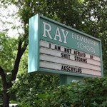 Botrányos idézettel borzolja a kedélyeket egy általános iskola