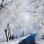 Beköszönt nemsokára a jégkorszak és egy hétig biztosan marad