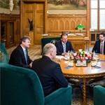 Orbán az Audi vezetőivel tárgyalt