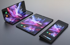 Brutális akkumulátort és teljesítményt kaphat a Samsung összehajtható okostelefonja
