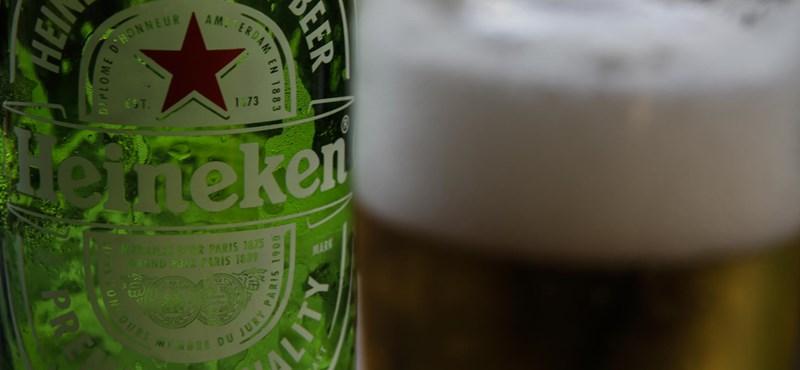 Heineken: marad a vörös csillag
