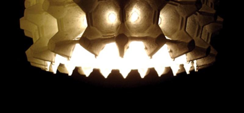 Előhúsvétra: Itt a tojástartó csillár