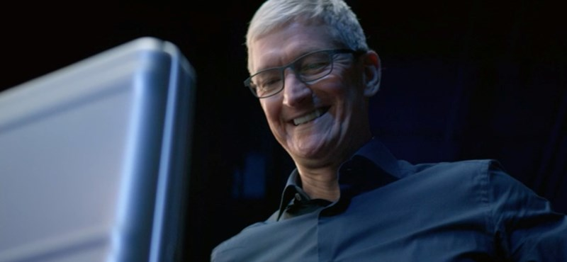 Tim Cook szerint eszelősen jó termékek jönnek az Apple-től