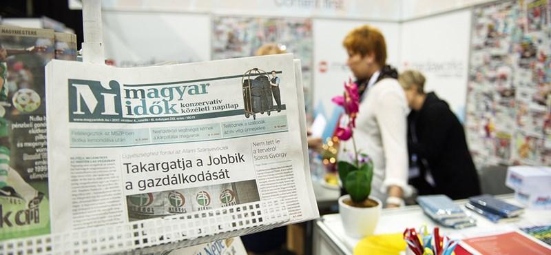 Riporterek Határok Nélkül a fideszes médiagólemről: Ilyenre a kommunizmus óta nem volt példa