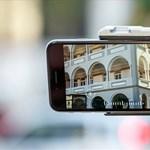 Egyszerűen lehet tükörreflexes fényképezőgép a telefonjából