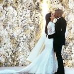 Itt a két főceleb, Kim Kardashian és Kanye West nagy bejelentése