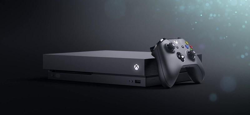 Itt az Xbox One X: nagyon erős és nem kevésbé drága