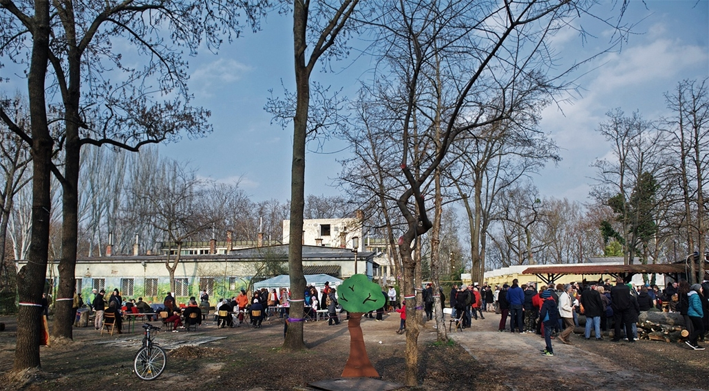 fm.16.03.20. - Védjük meg a fákat - szerveződés a Városligetben - Városliget, fakivágás, felolvasás
