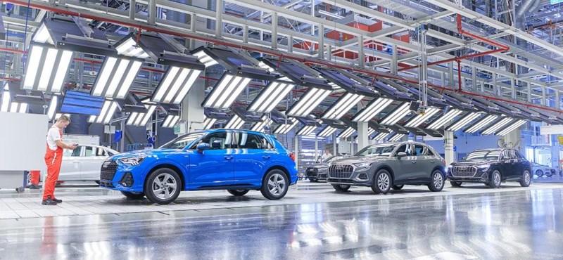Úgy is nagyot nőtt a magyar ipar teljesítménye, hogy a járműiparé visszaesett