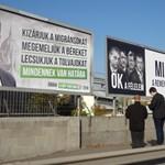 Erőből nyomja le a kormány a plakáttörvényt kijátszókat: leszedetik a névtelen hirdetéseket