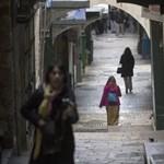 Az izraeli parlament törvénnyel akadályozná meg Jeruzsálem felosztását