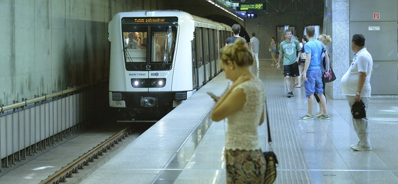 Magyarul is megjelent, mit talált az OLAF a 4-es metrónál