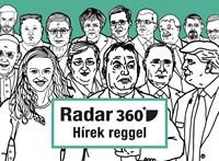 Radar360: Az EU-átlag háromszorosával drágult a lakhatás, indul az impeachment Trump ellen