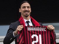 Ibrahimovic szerződést hosszabbított a Milannal