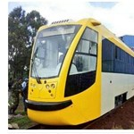 Kész az Etiópiába szánt magyar villamos, csak nincs sín, amin futhatna