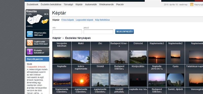 Tornádót videóztak le Mezőkövesdnél - videó
