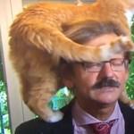Megtréfálta a macskája az egykori antikommunista ellenállót
