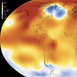 A NASA megmutatja 20 másodperc alatt is: így forrósodik a helyzet a Földön