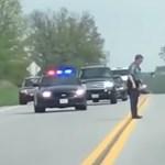 Nem reagált a felszólításra, lelőtte a marylandi rendőr a mormotát