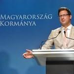 Gulyás: Nem is fogadták el a Sargentini-jelentést