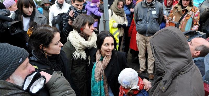50 civil szervezet kér kegyelmet Geréb Ágnesnek