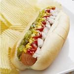 Tíz perc alatt 61 hot dogot nyomott le az új bajnok