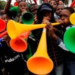 A vuvuzela annyira afrikai, hogy Kínában gyártják