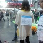 """""""Hoffmann, mit csinálsz?"""" - délután is akcióztak a HaHa-s aktivisták"""