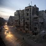 Aszad nem kegyelmez Aleppónak, még nagyobb vérfürdő jöhet