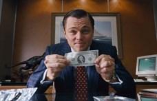 A Wall Street farkasa kiskutya volt hozzá képest