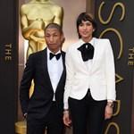 Ő volt a legmerészebb az Oscar-díj-átadón – fotó