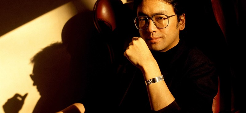 Kazuo Ishiguro kapta az irodalmi Nobel-díjat