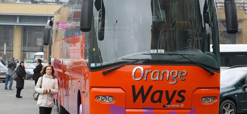 Már szinte csak szellemjáratokat indít az Orangeways