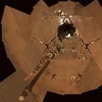 """Fotó: """"önarcképet"""" küldött a Marsról az Opportunity"""