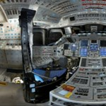 Most ezt is megnézheti: az űrsikló irányítófülkéje 3 gigapixeles fotón