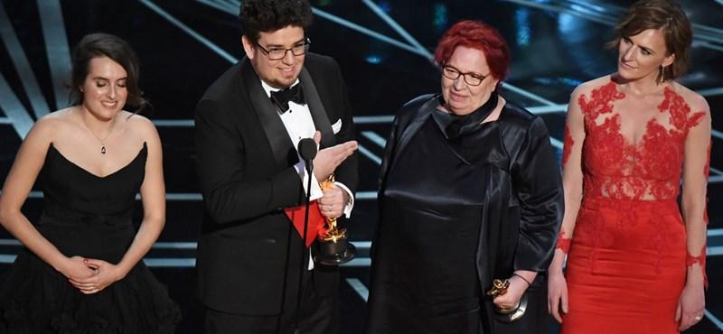 Oscar-díjat nyert a magyar rövidfilm, a Mindenki