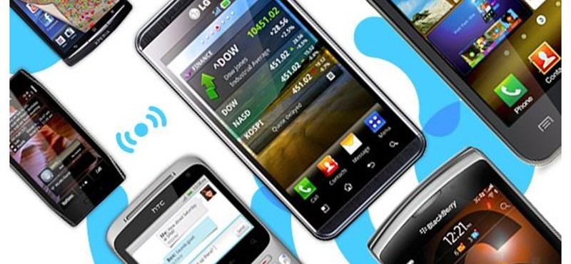 Telefonvonalak - már a forgalom 97%-a adat