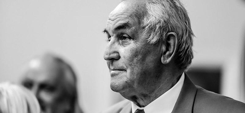 Elhunyt Ambrus Miklós olimpiai bajnok vízilabdázó