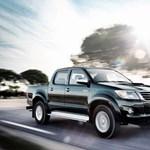 Megújult a Toyota Hilux - fotó